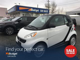 Used 2015 Smart fortwo Pure Edition, Easy to Drive and Easier to Park for sale in Vancouver, BC