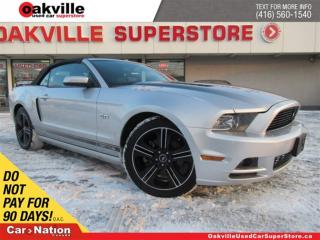 Used 2013 Ford Mustang GT CALIFORNIA SPECIAL | LEATHER | NAVI | BLUETOOTH for sale in Oakville, ON