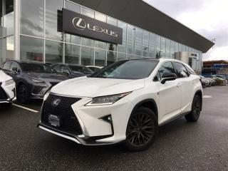 Used 2016 Lexus RX 350 F-Sport Series 3 for sale in Surrey, BC