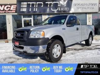 Used 2008 Ford F-150 XL ** 5.4L V8, 4x4, Long Box ** for sale in Bowmanville, ON