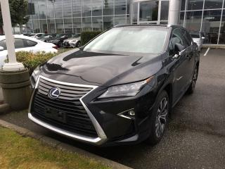 Used 2016 Lexus RX 450h - for sale in Surrey, BC