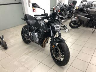 Used 2017 Kawasaki Z650 ABS for sale in Mississauga, ON