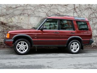 Used 2002 Land Rover Discovery Series II SE 4WD for sale in Vancouver, BC
