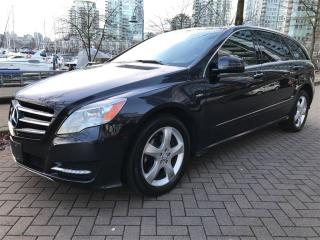 Used 2011 Mercedes-Benz R-Class DIESEL,7 PASS,NAVIGATION,BACK UP CAMERA for sale in Vancouver, BC