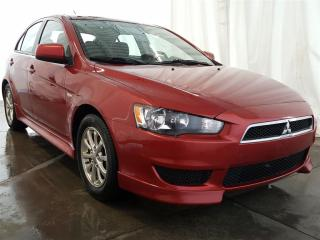 Used 2011 Mitsubishi Lancer Sportback SE for sale in North Bay, ON