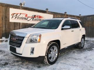 Used 2010 GMC Terrain SLT-2 for sale in Stittsville, ON