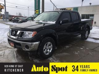 Used 2010 Nissan Frontier SE/4X4/MINT CONDITION for sale in Kitchener, ON