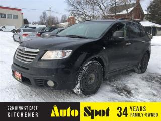 Used 2008 Subaru Tribeca Limited/PRICED FOR A QUICK SALE ! for sale in Kitchener, ON