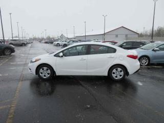 Used 2016 Kia Forte LX for sale in Cayuga, ON