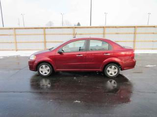 Used 2010 Pontiac G3 SE FWD for sale in Cayuga, ON