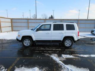 Used 2014 Jeep Patriot NORTH EDITION for sale in Cayuga, ON