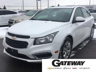 Used 2016 Chevrolet Cruze | 1.4L TURBO | CAMERA | TOUCHSCREEN| for sale in Brampton, ON