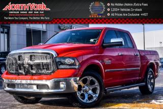 Used 2014 Dodge Ram 1500 Laramie 4x4|Diesel|Protect.,TrailerTow,Convenience Pkgs|Bedliner for sale in Thornhill, ON