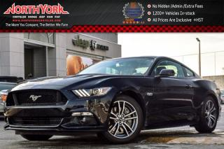 Used 2017 Ford Mustang GT Premium 5.0|Nav|Leather|Shaker Audio|R.Start|18
