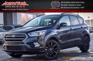 Used 2017 Ford Escape Titanium AWD Nav Sunroof Blind Spot R.Start 18