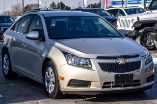 Used 2014 Chevrolet Cruze 1LT for sale in Thornhill, ON