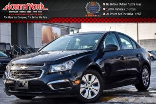 Used 2016 Chevrolet Cruze Limited LS for sale in Thornhill, ON