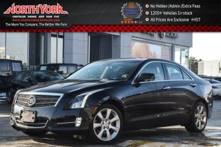 Used 2014 Cadillac ATS Performance AWD for sale in Thornhill, ON