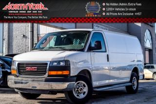 Used 2016 GMC Savana Cargo Van |AC|SideSteps|CruiseCtrl|CleanCarProof|GreatDeal| for sale in Thornhill, ON