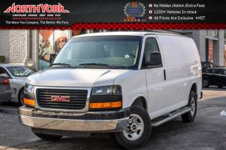 Used 2016 GMC Savana Cargo Van 2500|ACCIDENT FREE|Cruice Control|Power Windows for sale in Thornhill, ON