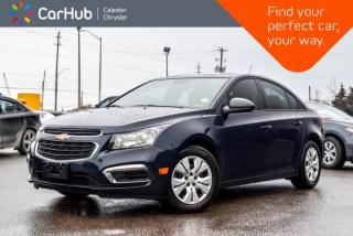 Used 2016 Chevrolet Cruze Limited LS|Pwr Locks|Sat Radio|Pwr Windows|Keyless Entry for sale in Bolton, ON