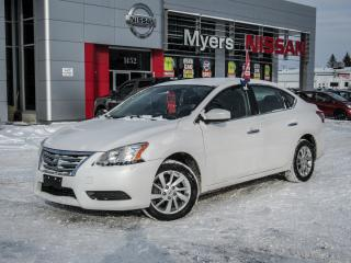 Used 2015 Nissan Sentra SV, BACK UP CAMERA, INTELLIGENT KEY, HEATED SEATS for sale in Orleans, ON