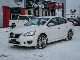 Used 2013 Nissan Sentra SR, INTELLIGENT KEY, BACK UP CAMERA,AC for sale in Orleans, ON