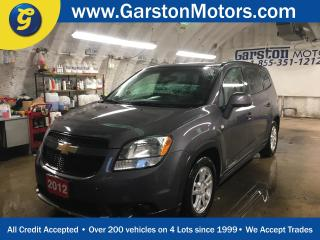 Used 2012 Chevrolet Orlando LT*7 PASSENGER*KEYLESS ENTRY w/REMOTE START*CLIMATE CONTROL*CRUISE CONTROL*AM/FM/CD/AUX*TRACTION CONTROL* for sale in Cambridge, ON