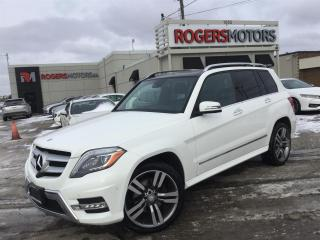 Used 2015 Mercedes-Benz GLK350 4MATIC - NAVI - 360 CAMERA - PANORAMIC ROOF for sale in Oakville, ON