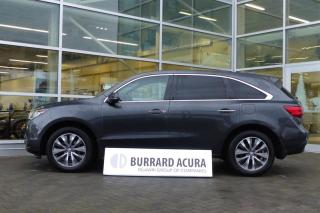 Used 2015 Acura MDX Navigation at Service History! No Accidents! for sale in Vancouver, BC