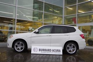 Used 2011 BMW X3 xDrive35i M Sport! Heads Up Display! for sale in Vancouver, BC