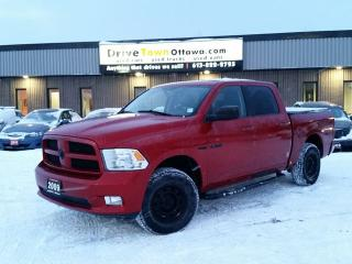 Used 2009 Dodge Ram 1500 Sport Crew Cab 4x4 for sale in Gloucester, ON