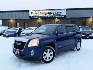 Used 2010 GMC Terrain SLE-1 **4CLY**FWD** for sale in Gloucester, ON