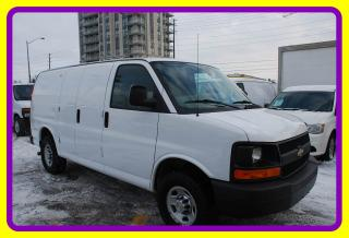 Used 2011 Chevrolet Express 2500 Cargo Van A/C for sale in Woodbridge, ON