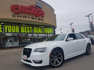 Used 2017 Chrysler 300 300S BEATS PANO ROOF NAVI REAR CAM CARPLAY for sale in Scarborough, ON