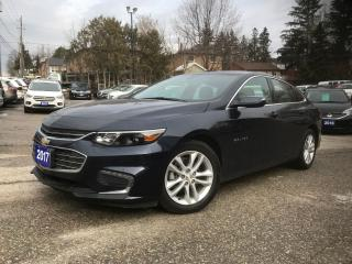 Used 2017 Chevrolet Malibu LT for sale in Bradford, ON