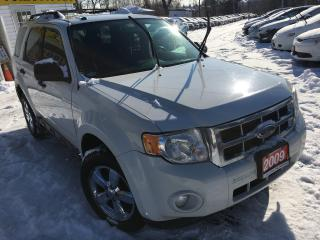 Used 2009 Ford Escape XLT / Auto / Leather / Fog lights / Alloys / 4WD for sale in Scarborough, ON