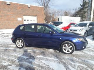 Used 2005 Mazda MAZDA3 Sport GS for sale in Guelph, ON