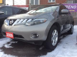 Used 2009 Nissan Murano AWD/Bk-up Camera/Bluetooth/Push-To-Start for sale in Scarborough, ON