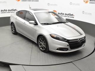Used 2013 Dodge Dart SXT/Rallye for sale in Edmonton, AB