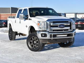 Used 2012 Ford F-350 Lariat 4x4 SD Crew Cab 6.75 ft. box 156 in. WB SRW for sale in Edmonton, AB