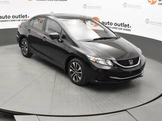 Used 2014 Honda Civic EX for sale in Edmonton, AB