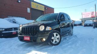 Used 2008 Jeep Compass Sport,Sunroof,Alloy for sale in North York, ON