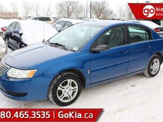 Used 2005 Saturn Ion **$53 B/W PAYMENTS!!! FULLY INSPECTED!!!!** for sale in Edmonton, AB