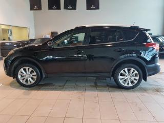 Used 2013 Toyota RAV4 Limited - Heated Leather, B/U Cam, Nav, Sunroof + PWR Liftgate! for sale in Red Deer, AB