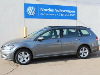 New 2018 Volkswagen Golf Sportwagen 1.8 TSI Trendline 4dr All-wheel Drive 4MOTION Wagon for sale in Edmonton, AB