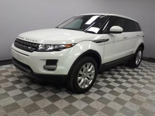 Used 2015 Land Rover Evoque Pure for sale in Edmonton, AB