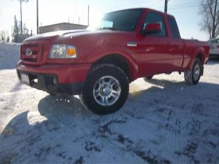 Used 2006 Ford Ranger SPORT for sale in Whitby, ON