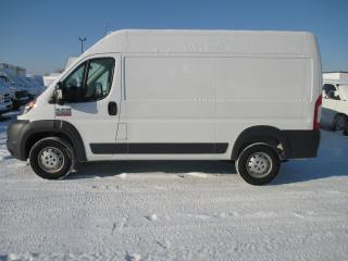 Used 2016 RAM ProMaster 2500,139 INCH W/BASE.HIGH ROOF for sale in London, ON