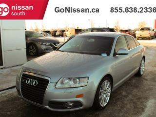 Used 2010 Audi A6 3.0 Special Edition 4dr All-wheel Drive quattro Sedan for sale in Edmonton, AB